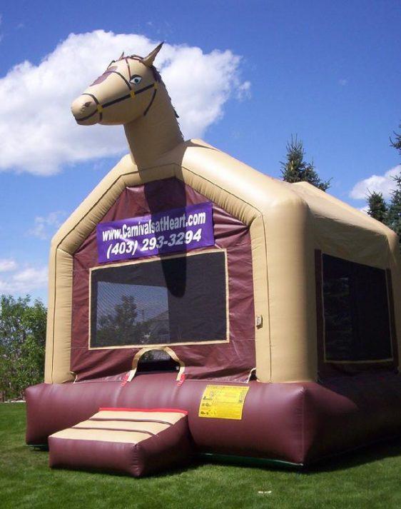 western bounce house
