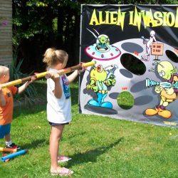 Space alien game