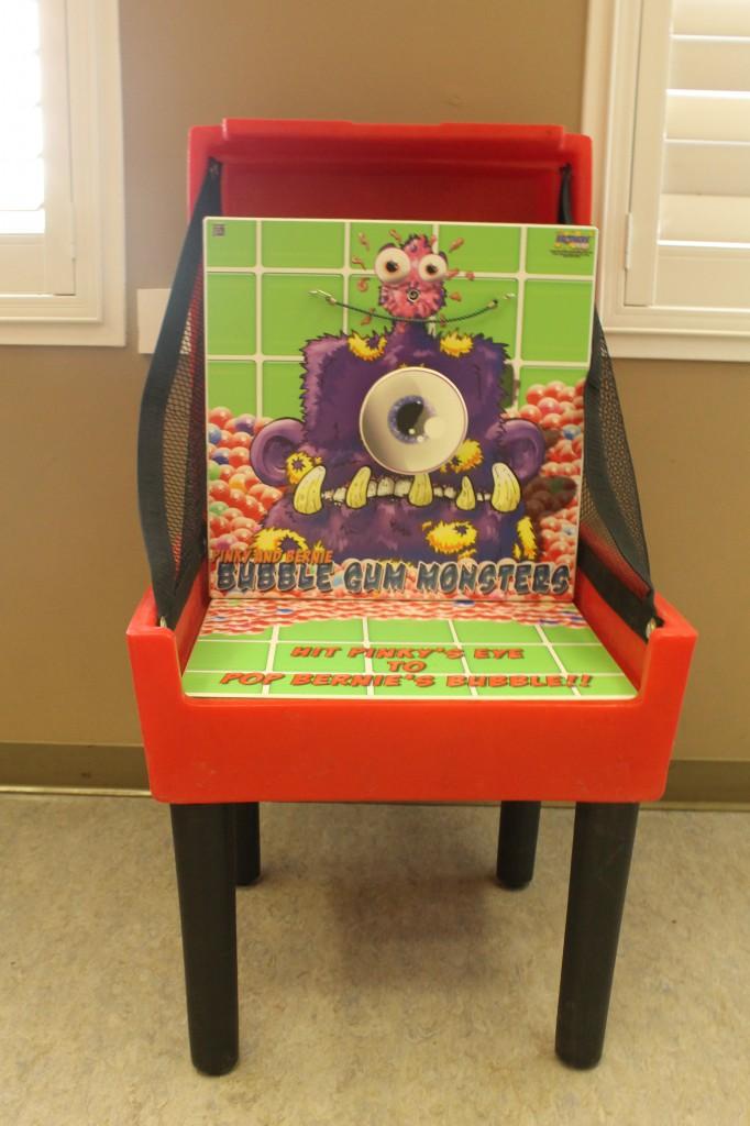 Monster Balloon Pop Game
