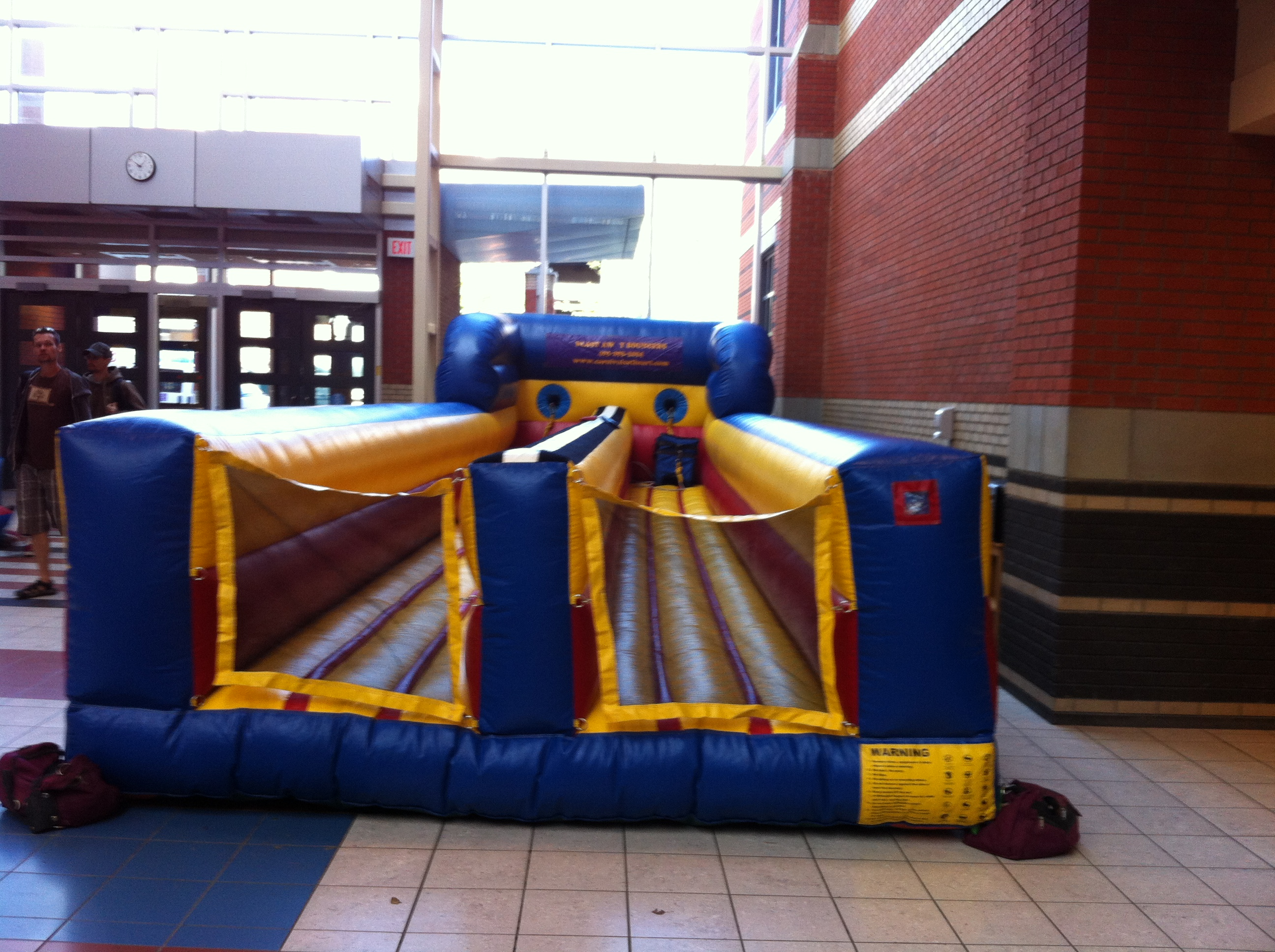 Calgary Giant inflatable rentals