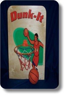 Small basketball game