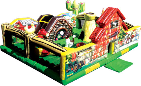 Stampede Bounce House