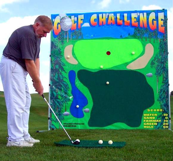 Golfing game