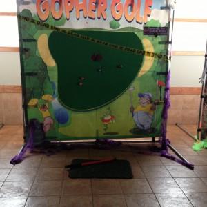 golf game rental