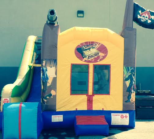 Inflatable Bounce House Rental
