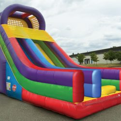 Huge slide rental