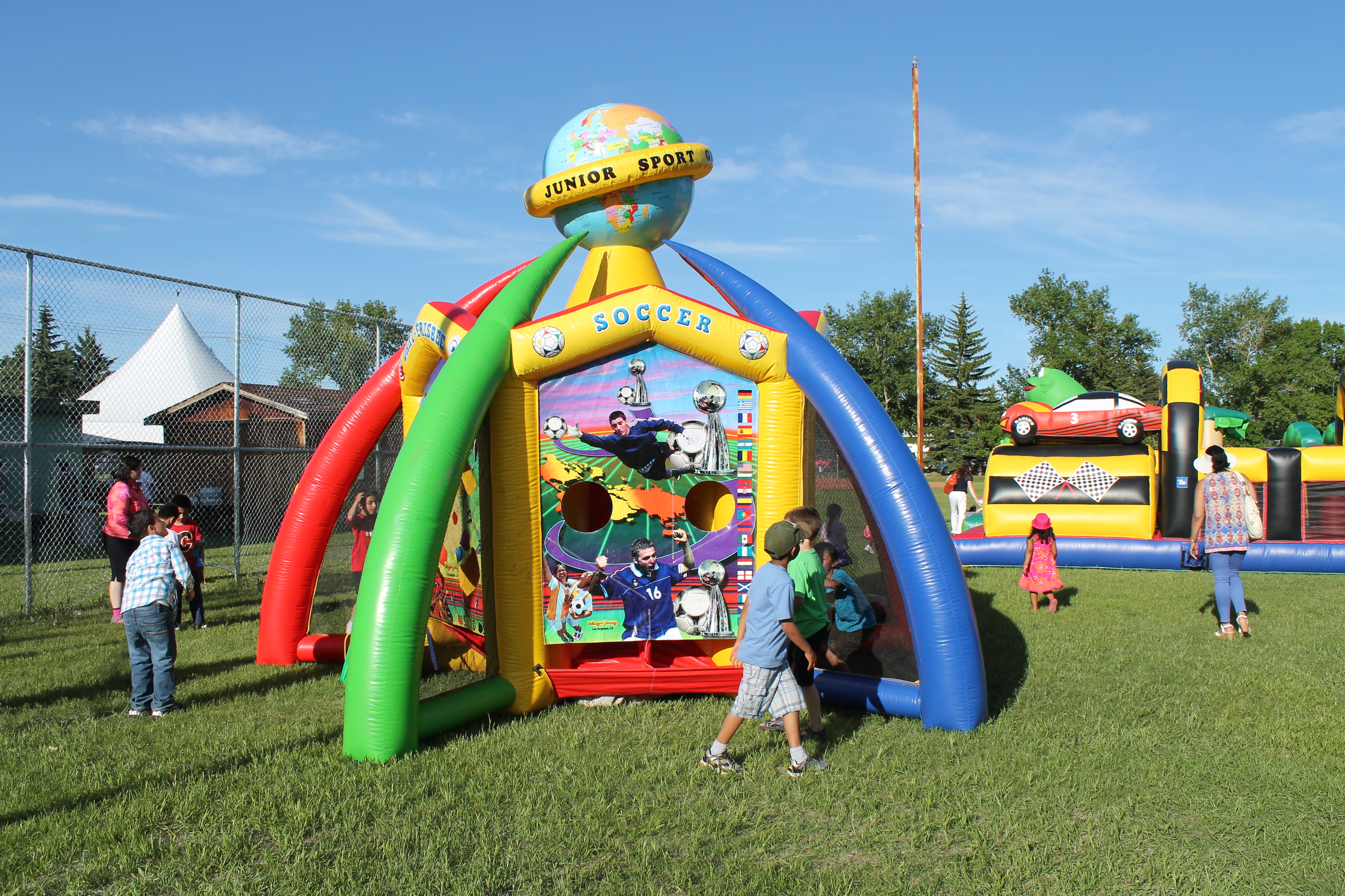 World Sports Game Ig821 Carnivals For Kids At Heart