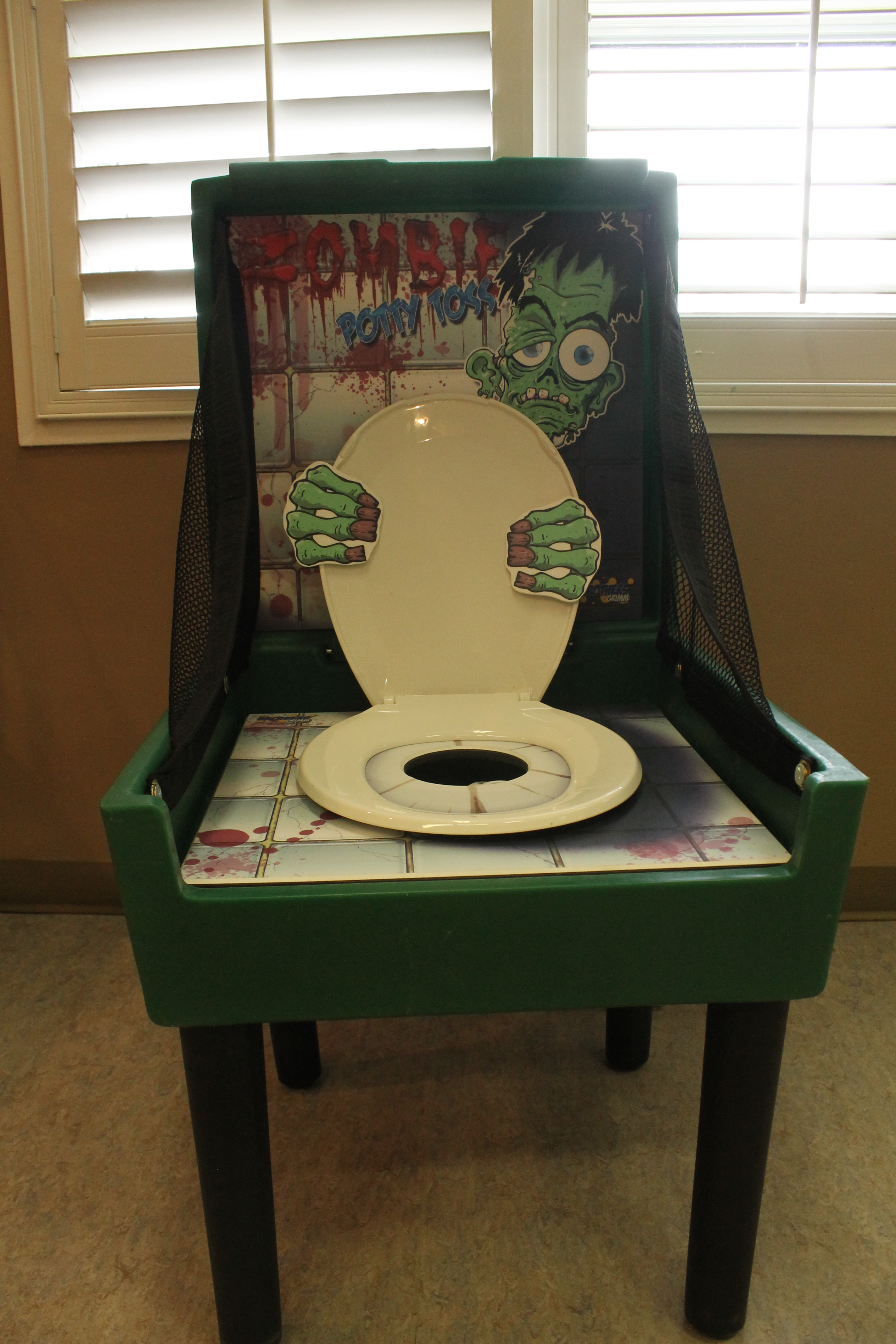 Monster Potty Game