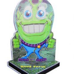 Alien Teeth Game