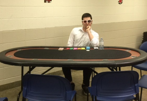 Calgary Poker Tables
