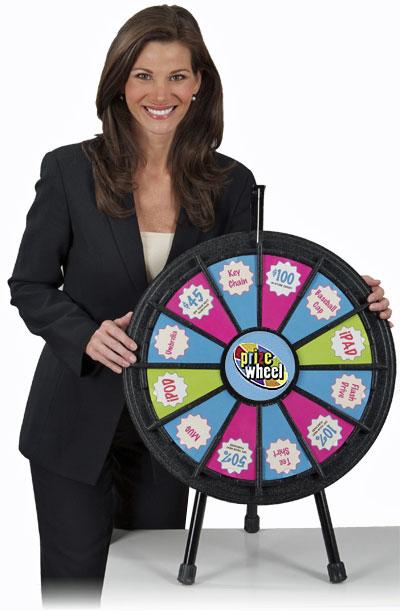 Small spinning wheel