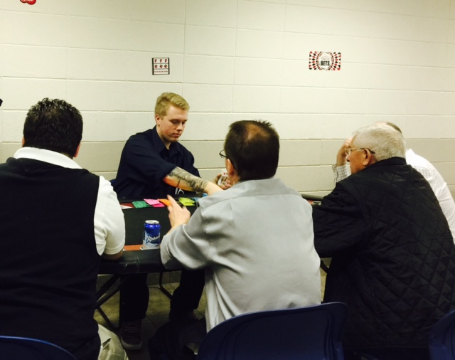 Poker Table Rentals Calgary