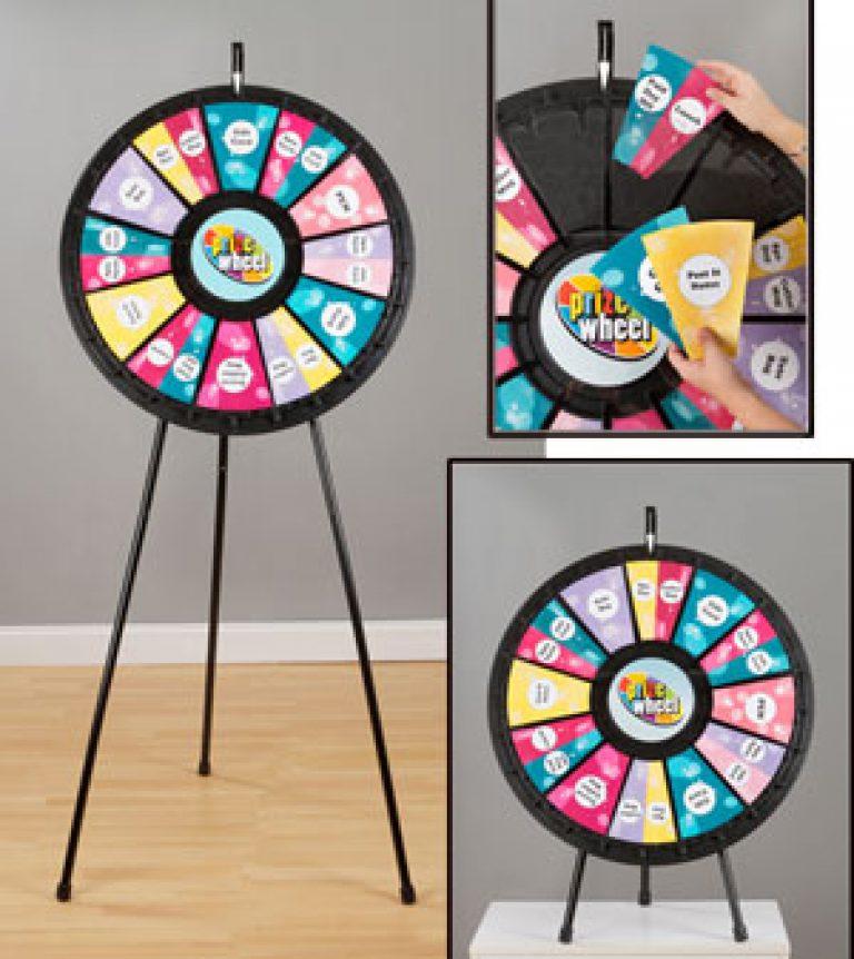 Prize Wheel Game