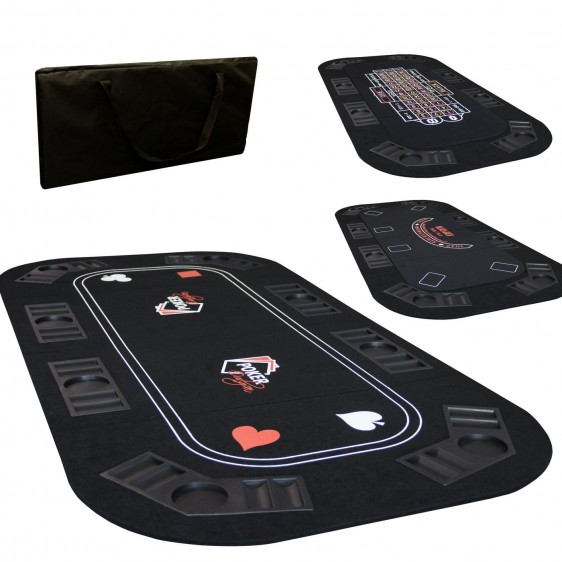 Roulette Folding table top