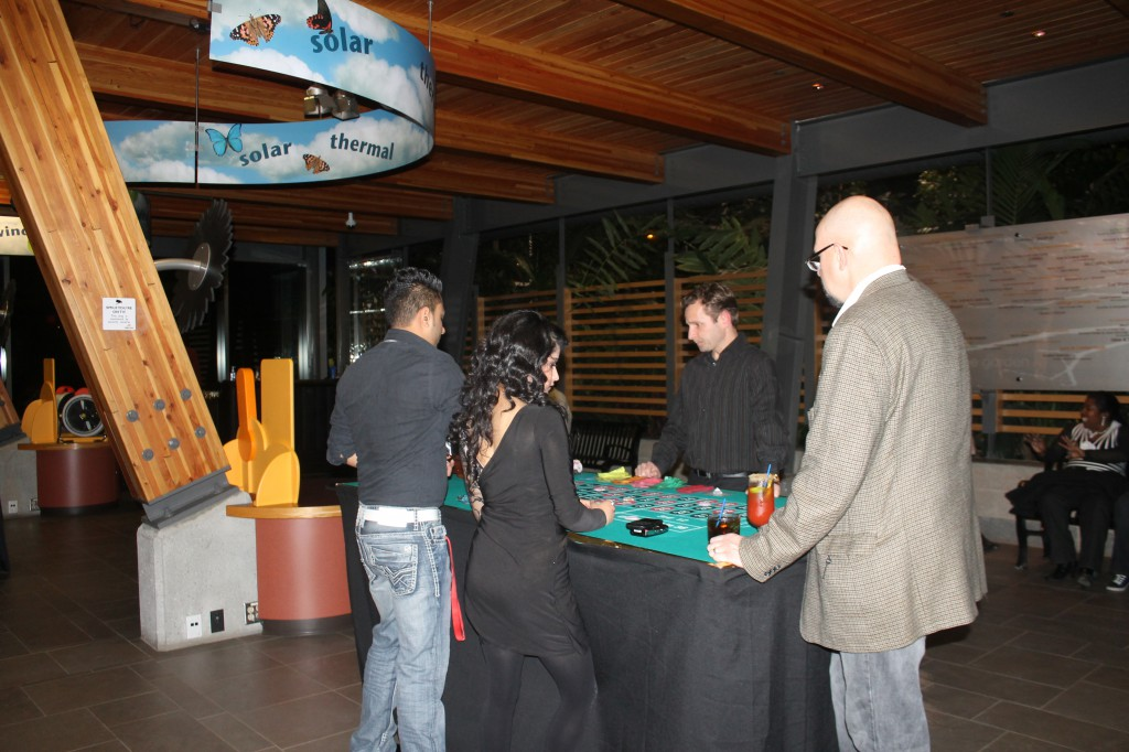 Roulette Table Rentals Calgary