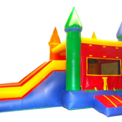 Castle Slide Rental