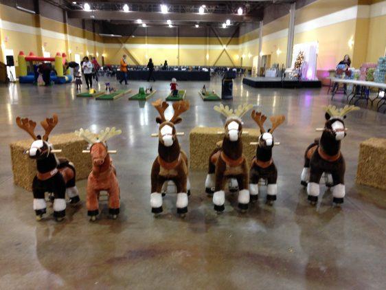 Pony Cycles Christmas