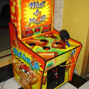 Whack a Mole Game
