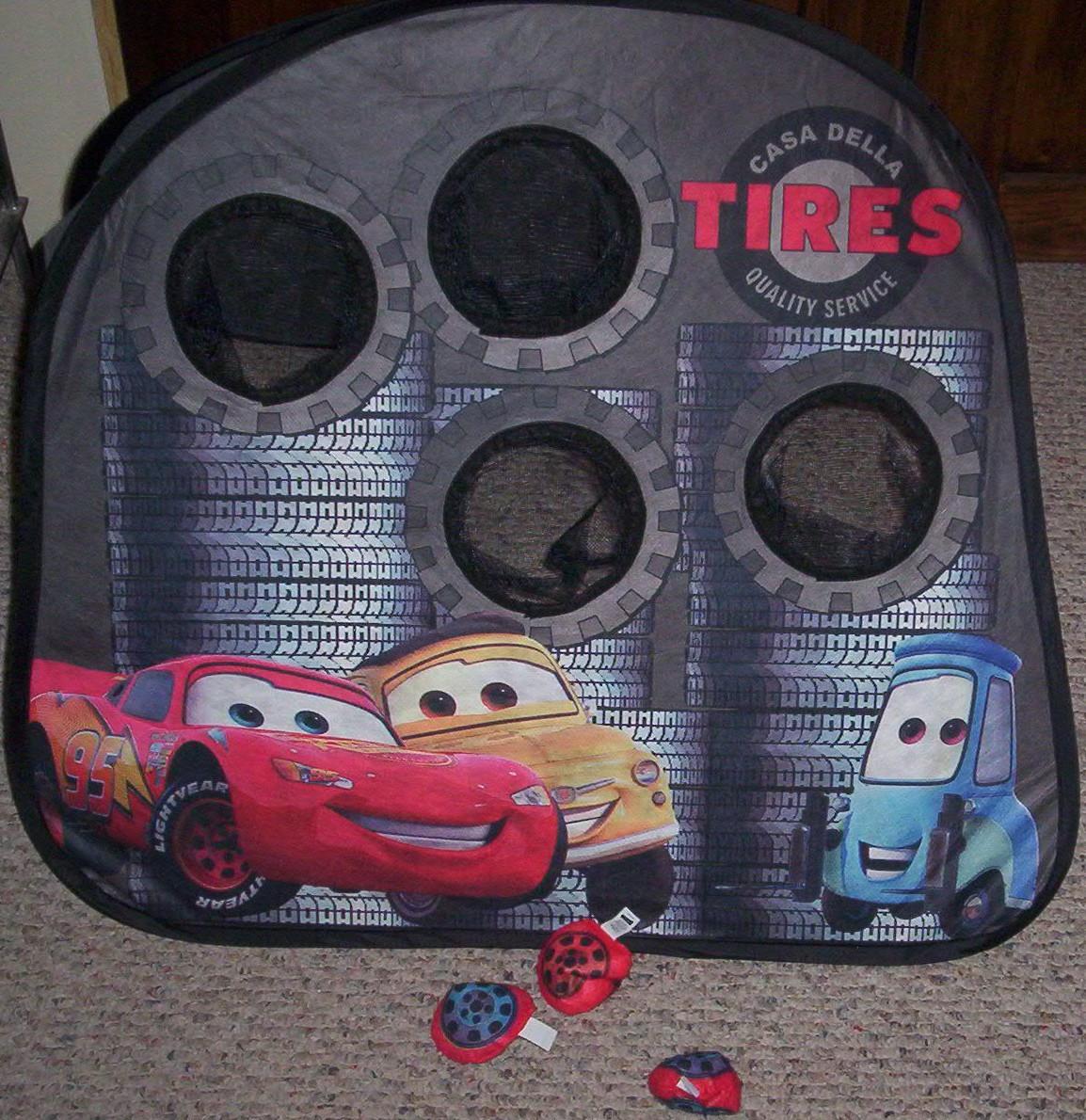 Disney Bean Bag Toss