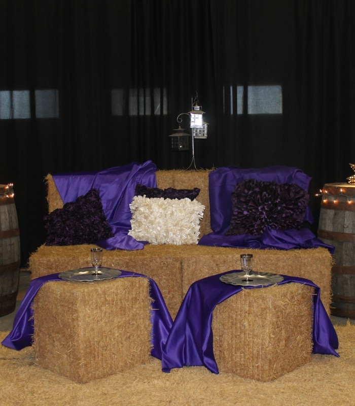 Beautiful Wedding Seating