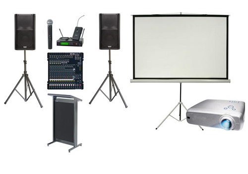 Audio / Video Packages