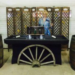 Western bar rentals