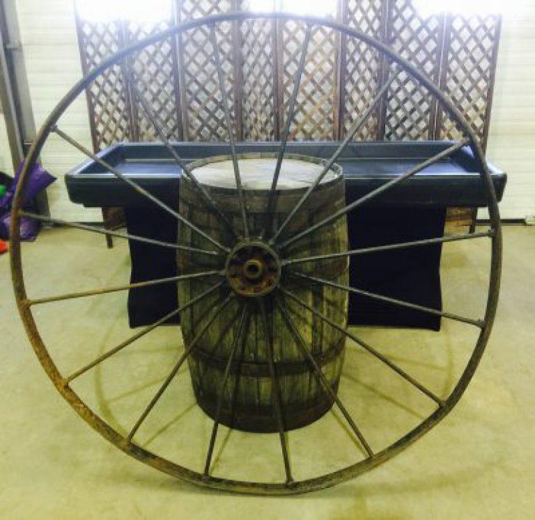 Large Wheel rentals