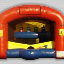 Inflatable Shooter Game