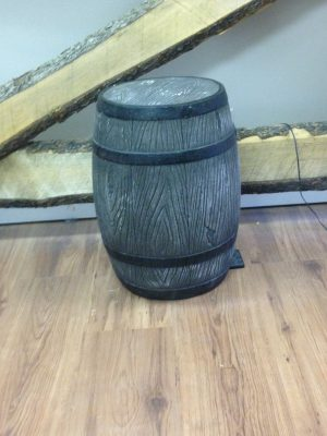 Barrel seating rentals