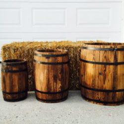 Barrel rentals calgary