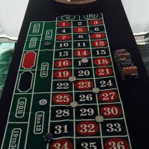 Roulette Tables you can pickup in your Car. Rent for you next party