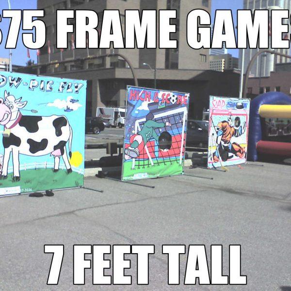 Frame Game Rentals