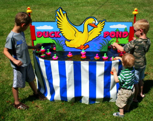 water carnival games