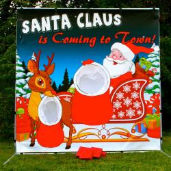 Christmas Frame Game