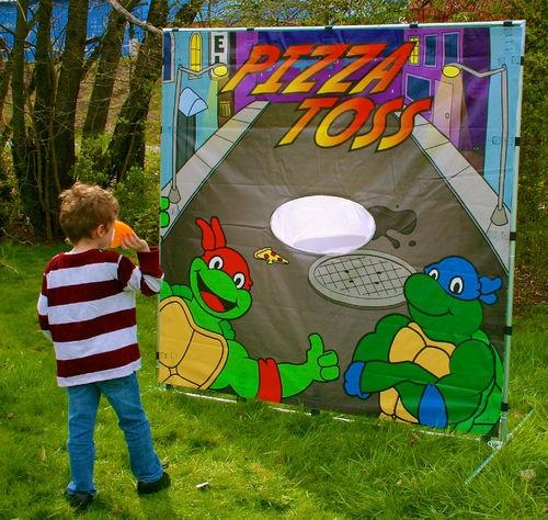 Pizza Theme Game