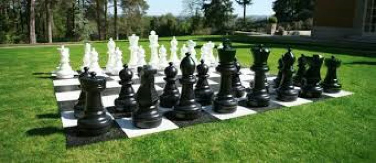 Giant Chess Rentals Calgary