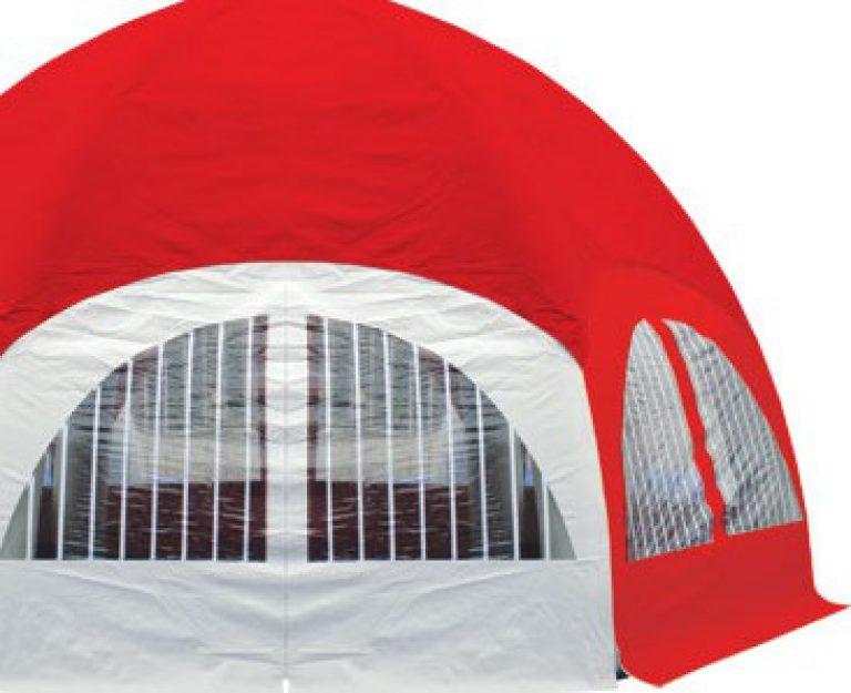 Canada 150 tent