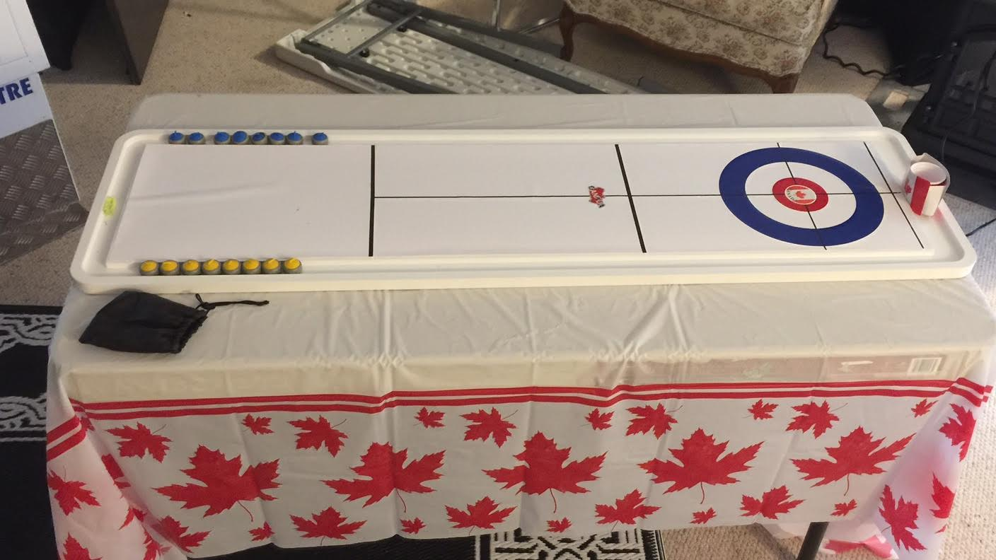 Canada Themed Carnival games