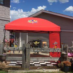 Canada tent rentals