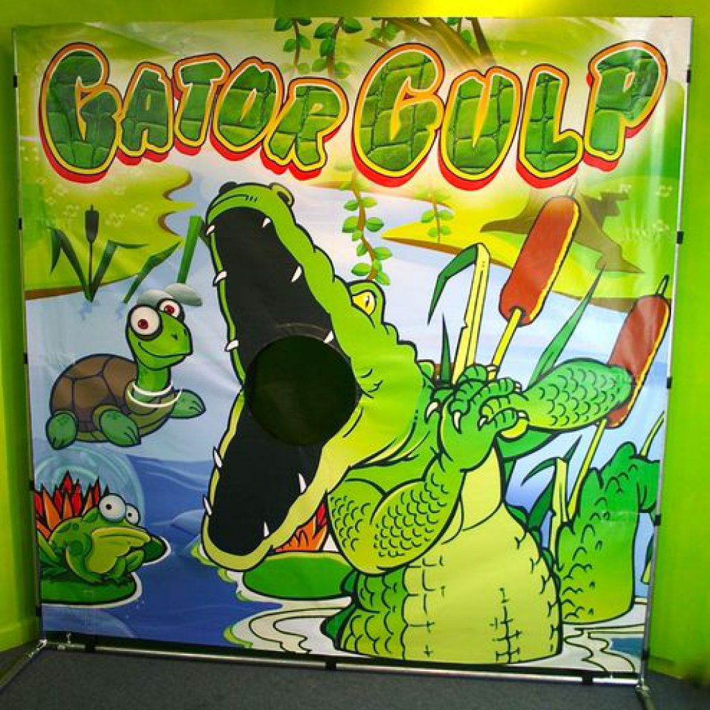 7 foot tall Carnival game