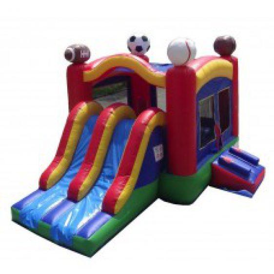 Combo jump house rentals