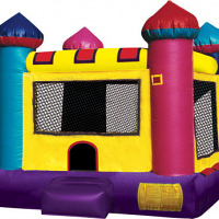 Fun castle bouncer