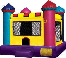 Fun castle bouncer
