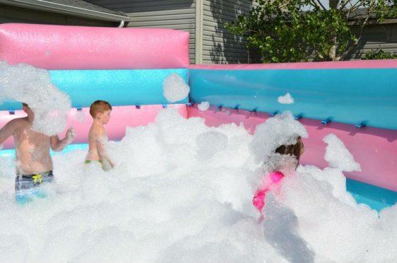 Bubble Foam Pit