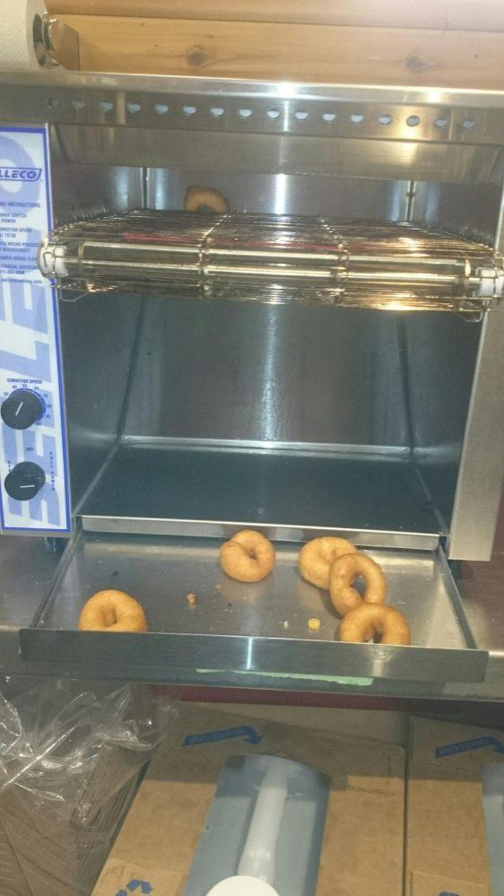 Mini Donut Machine Rentals