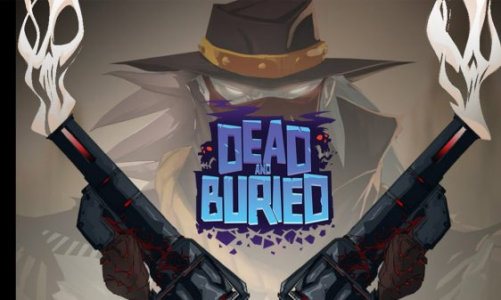 dead and Buries Virtual reality Game