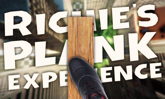 The Plank Walk