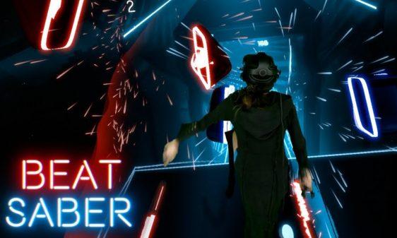 Beat Saber Virtual Reality Game