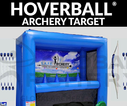Archery Games for Rent Alberta