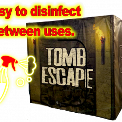 portable escape rooms
